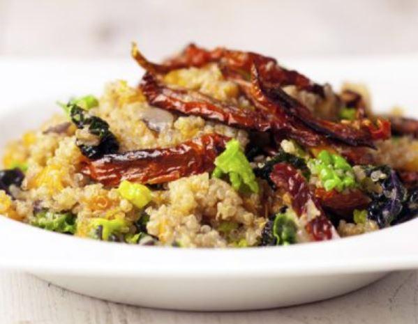 Ricetta Quinoa versione autunnale