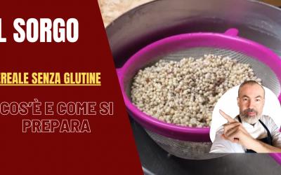 Video : Il sorgo (cereale senza glutine) cos'è e come si prepara